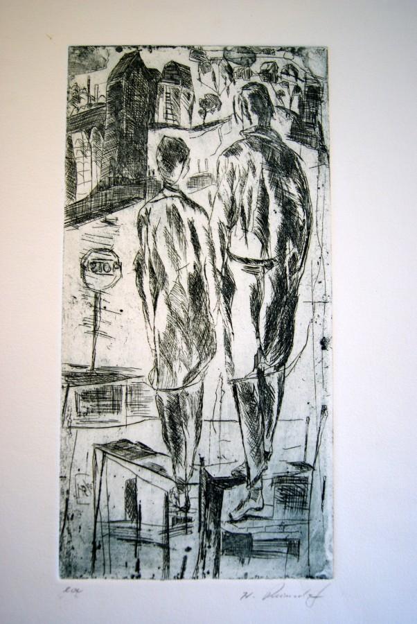Galerie Drucktechniken